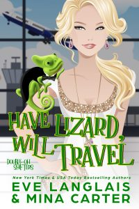 Book Cover: Have Lizard, Will Travel