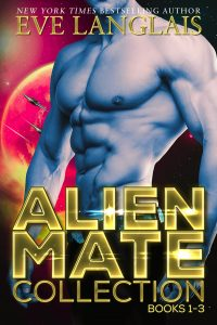 Book Cover: Alien Mate Collection