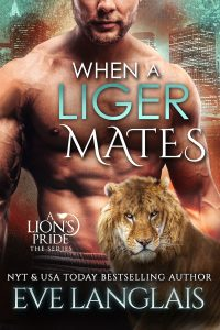 Book Cover: When a Liger Mates