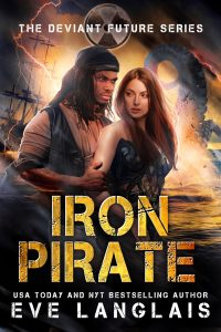 Book Cover: Iron Pirate