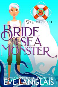 Book Cover: Bride of the Sea Monster