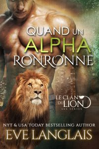 Book Cover: Quand un Alpha Ronronne