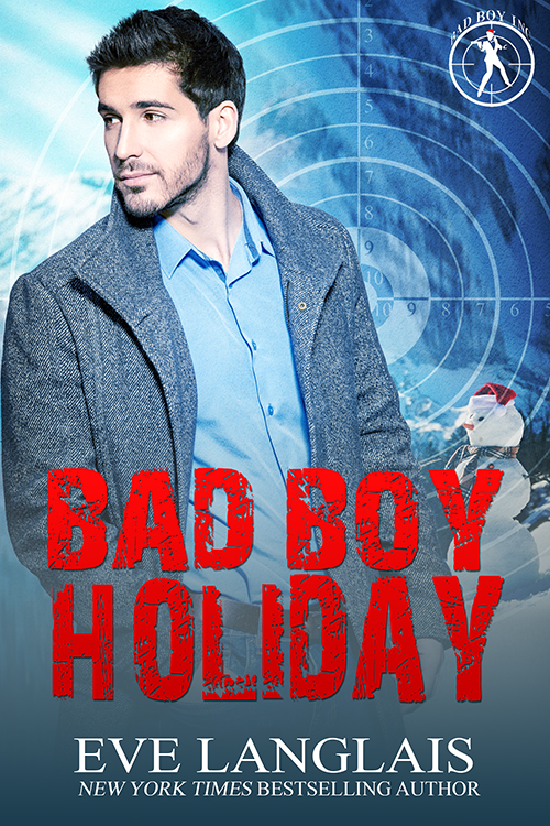 Book Cover: Bad Boy Holiday