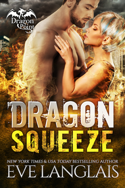 Book Cover: Dragon Squeeze