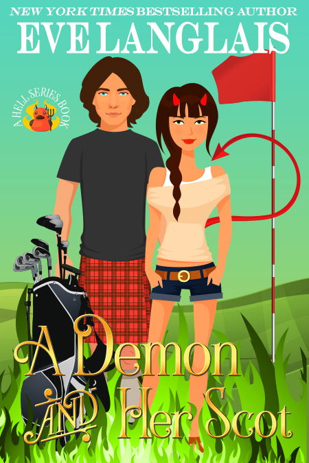 Book Cover: A Demon and Her Scot
