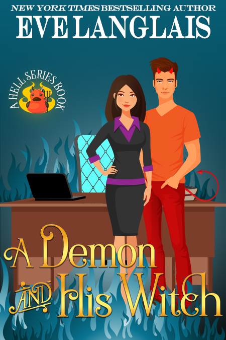 Book Cover: A Demon and His Witch