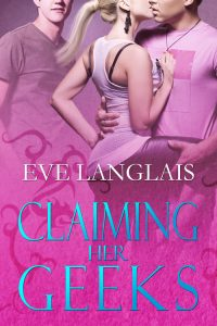 Book Cover: Claiming her Geeks