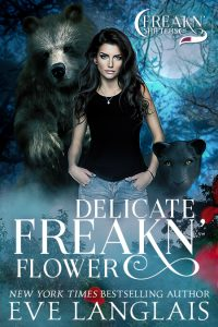 Book Cover: Delicate Freakn' Flower