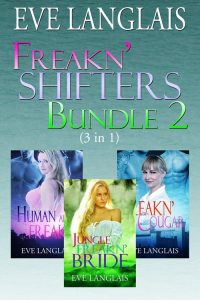 Book Cover: Freakn' Shifters Bundle 2 (Books 4-6)