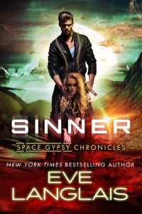 Book Cover: Sinner