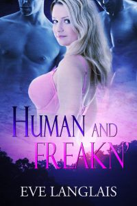 Book Cover: Human and Freakn'