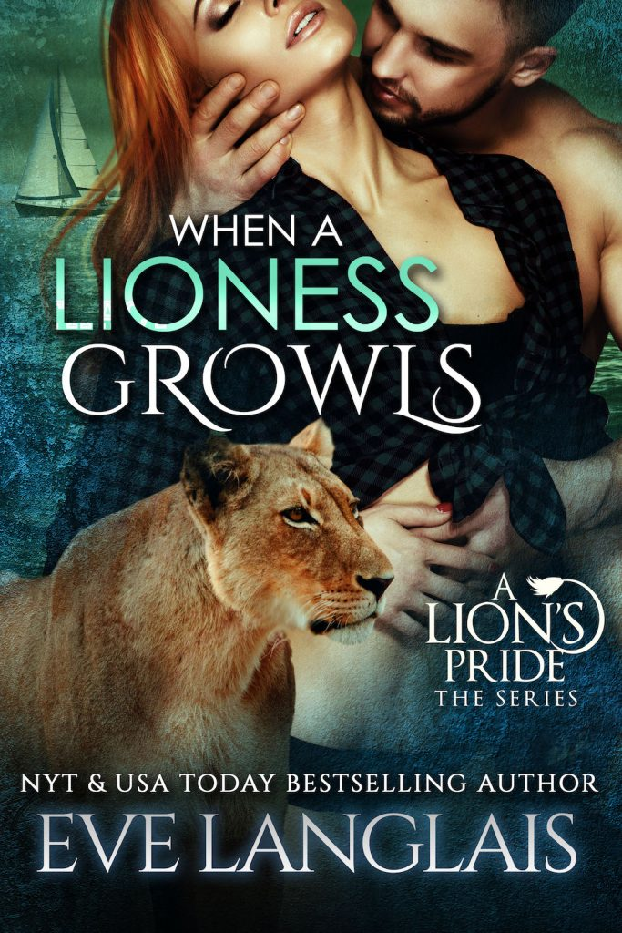 Book Cover: When a Lioness Growls
