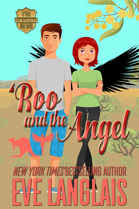 Book Cover: 'Roo and the Angel