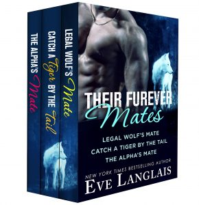 Book Cover: Their Furever Mates Anthology