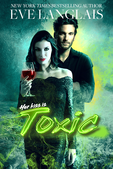Book Cover: Toxic