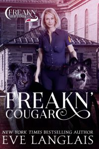 Book Cover: Freakn' Cougar