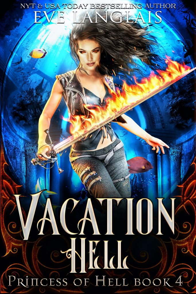 Book Cover: Vacation Hell