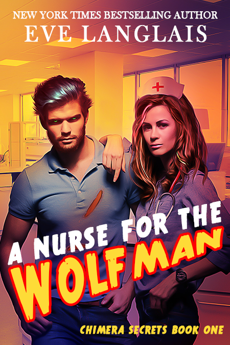 Book Cover: A Nurse for the Wolfman