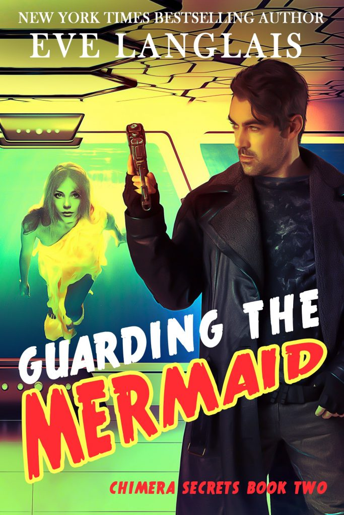 Book Cover: Guarding the Mermaid