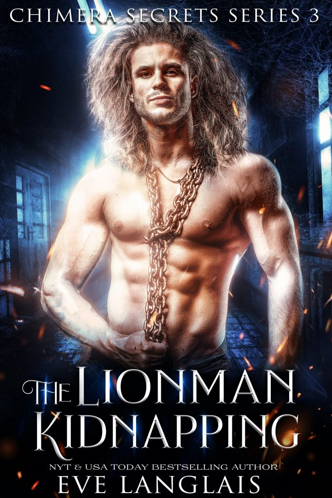 Book Cover: The Lionman Kidnapping