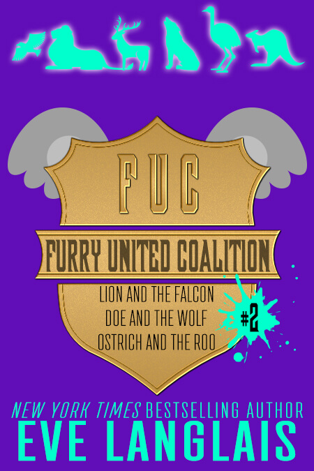 Book Cover: Furry United Coalition #2