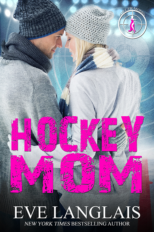 Book Cover: Hockey Mom