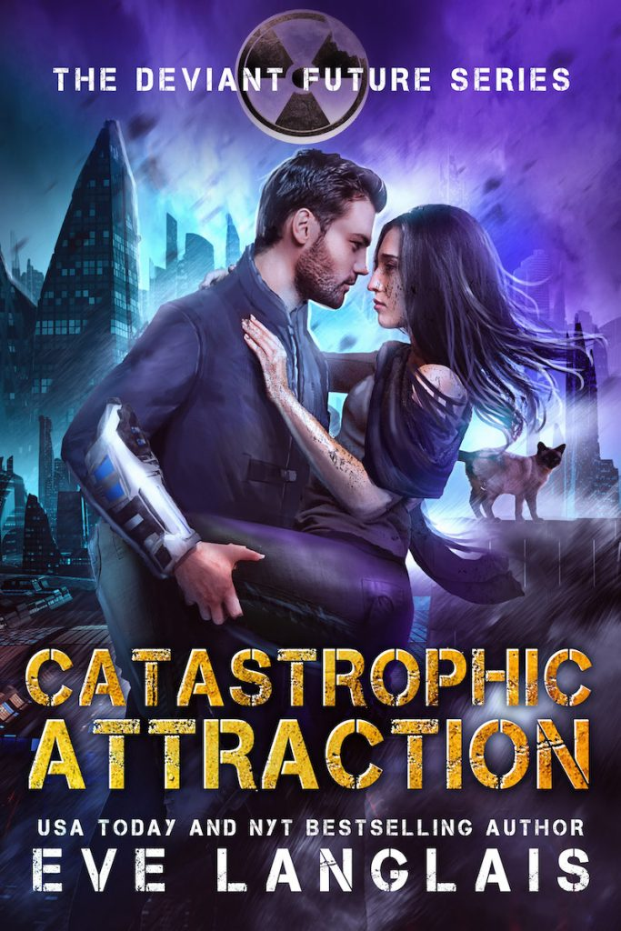 Book Cover: Catastrophic Attraction