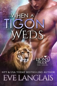 Book Cover: When a Tigon Weds