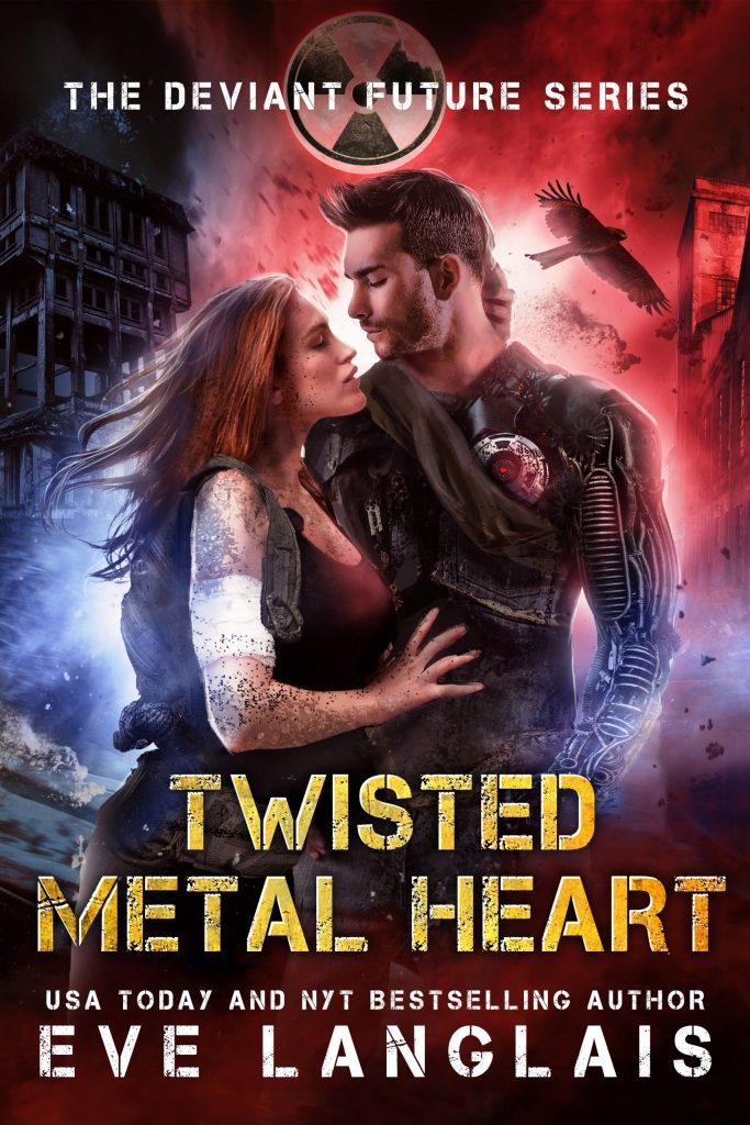 Book Cover: Twisted Metal Heart