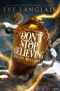 Book Cover: Don't Stop Believing