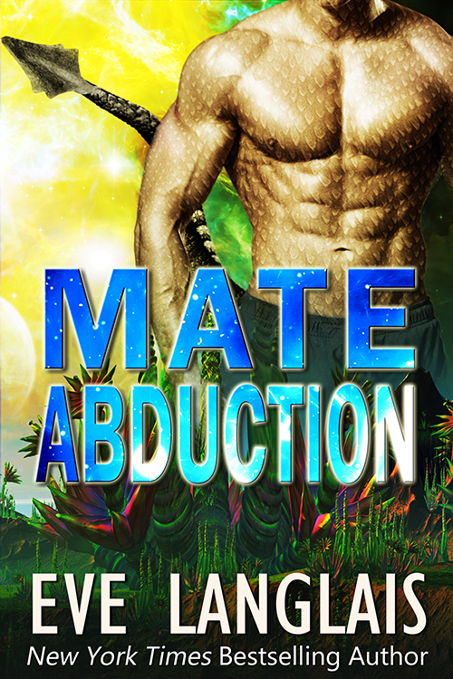 Book Cover: Mate Abduction