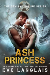 Book Cover: Ash Princess