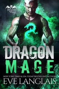 Book Cover: Dragon Mage