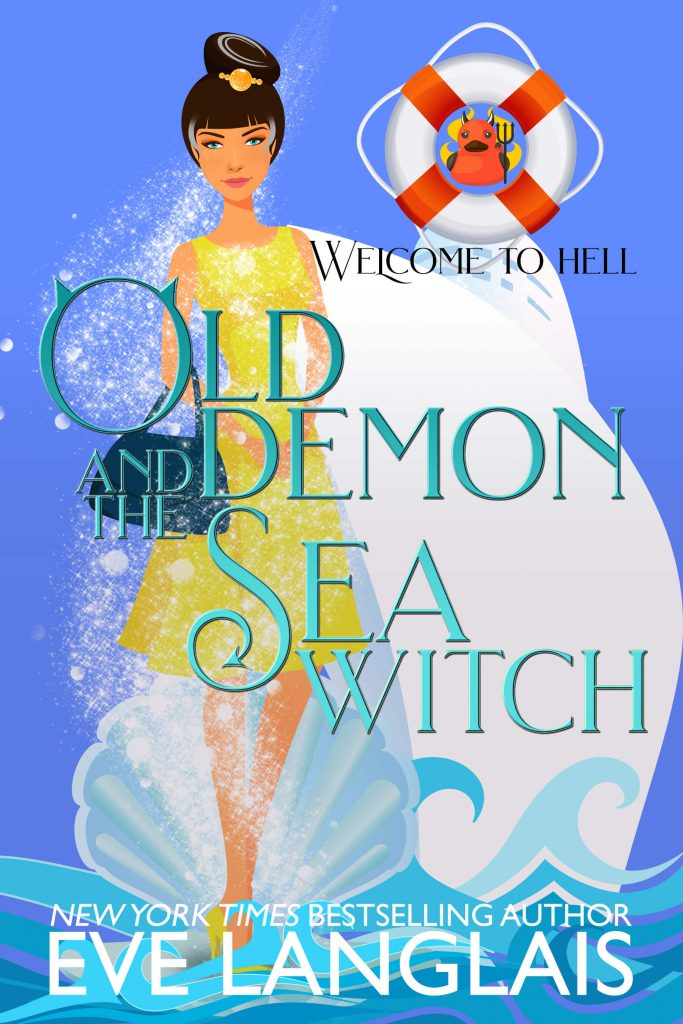 Book Cover: Old Demon and the Sea Witch