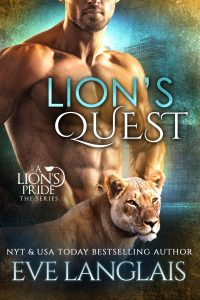 Book Cover: Lion's Quest