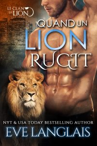 Book Cover: Quand un Lion Rugit
