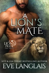 Book Cover: A Lion's Mate