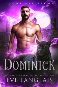 Book Cover: Dominick