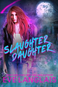 Book Cover: Slaughter Daughter