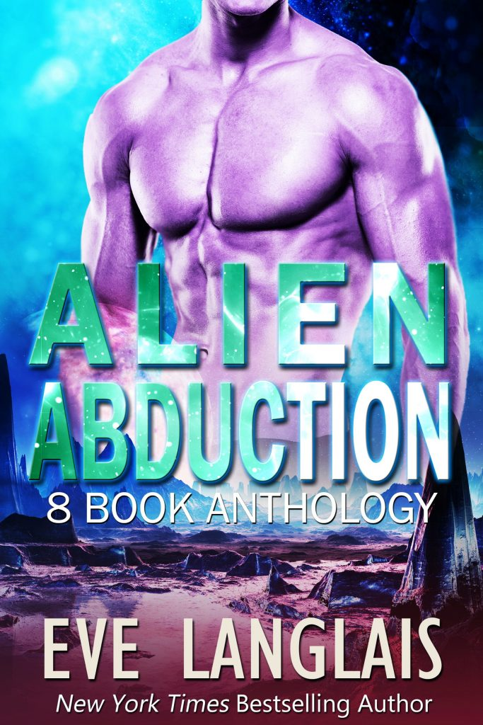 Book Cover: Alien Abduction (1-8)