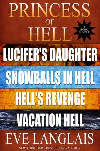 Book Cover: Princess of Hell Bundle (1-4)
