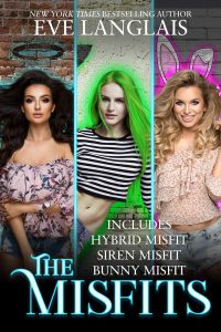 Book Cover: The Misfits (1-3)
