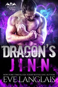 Book Cover: Dragon's Jinn