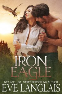 Book Cover: Iron Eagle