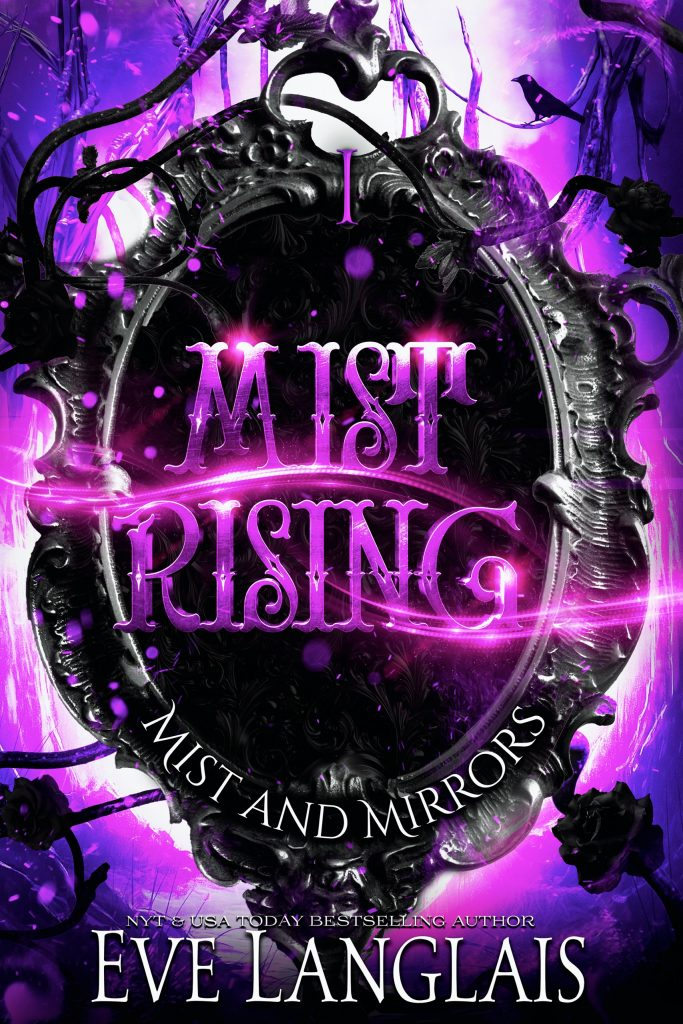 Book Cover: Mist Rising