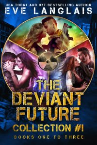 Book Cover: The Deviant Future Collection #1