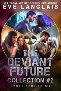 Book Cover: The Deviant Future Collection #2
