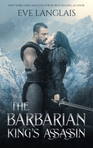Book Cover: The Barbarian King's Assassin