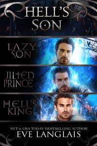Book Cover: Hell's Son